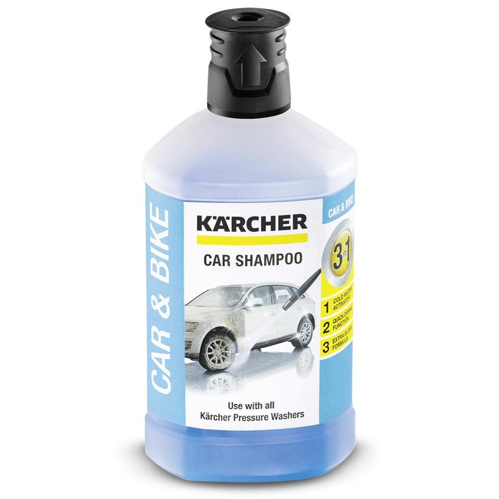 ケルヒャー(KARCHER) 3in1カーシャンプー1000ml