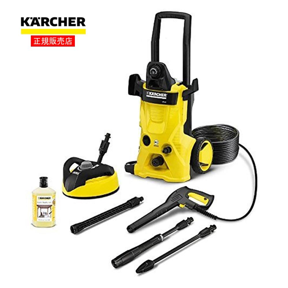 ケルヒャー(KARCHER) 高圧洗浄機 K 4 サイレント ホームキット(60Hz)