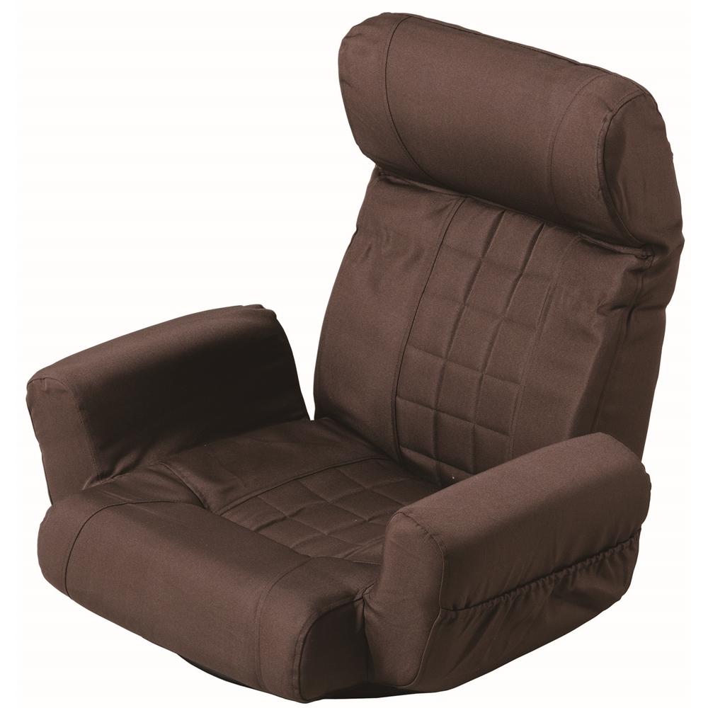 ヘッドS肘付回転座椅子 KSS06-5733