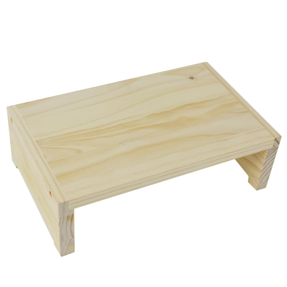 コーナンオリジナル 木製リトルスタンドR サイズ:幅32.5X奥行20X高さ10cm LTS01−1039