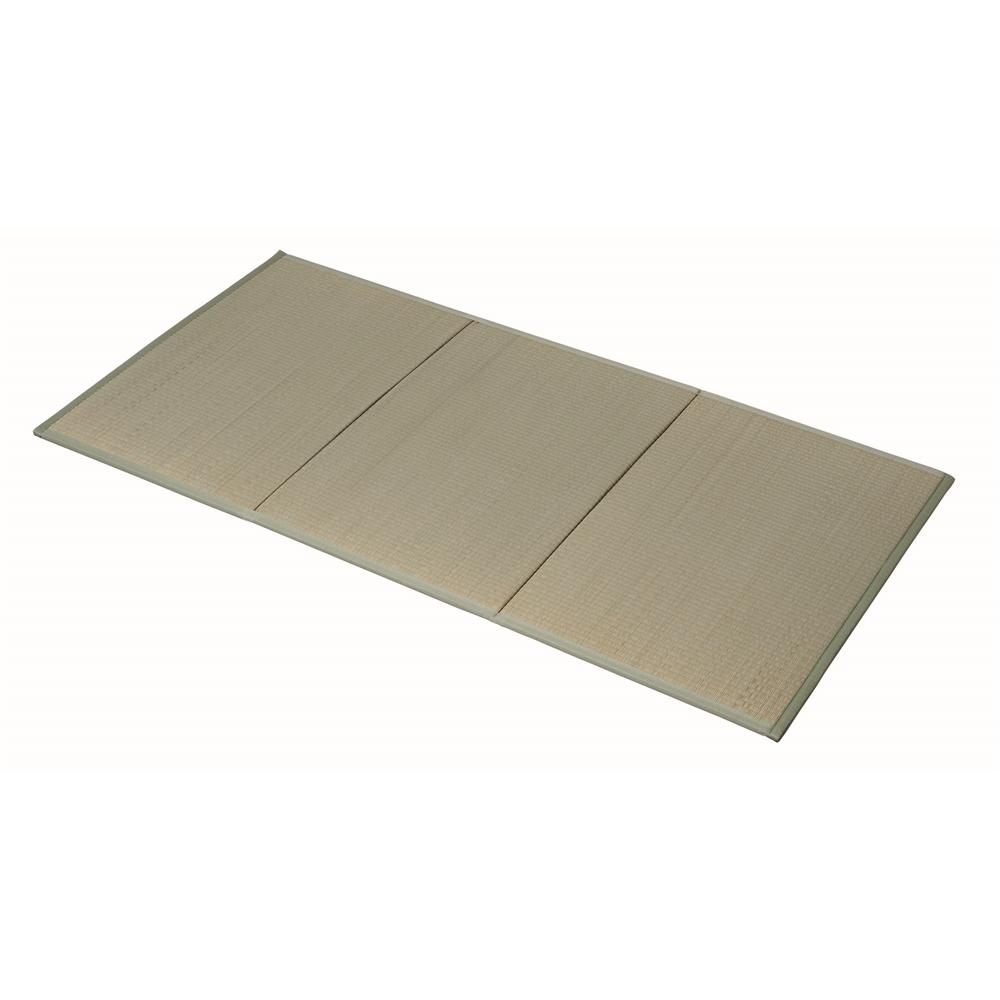 3つ折りユニット畳 82×164cm KNK06-0397