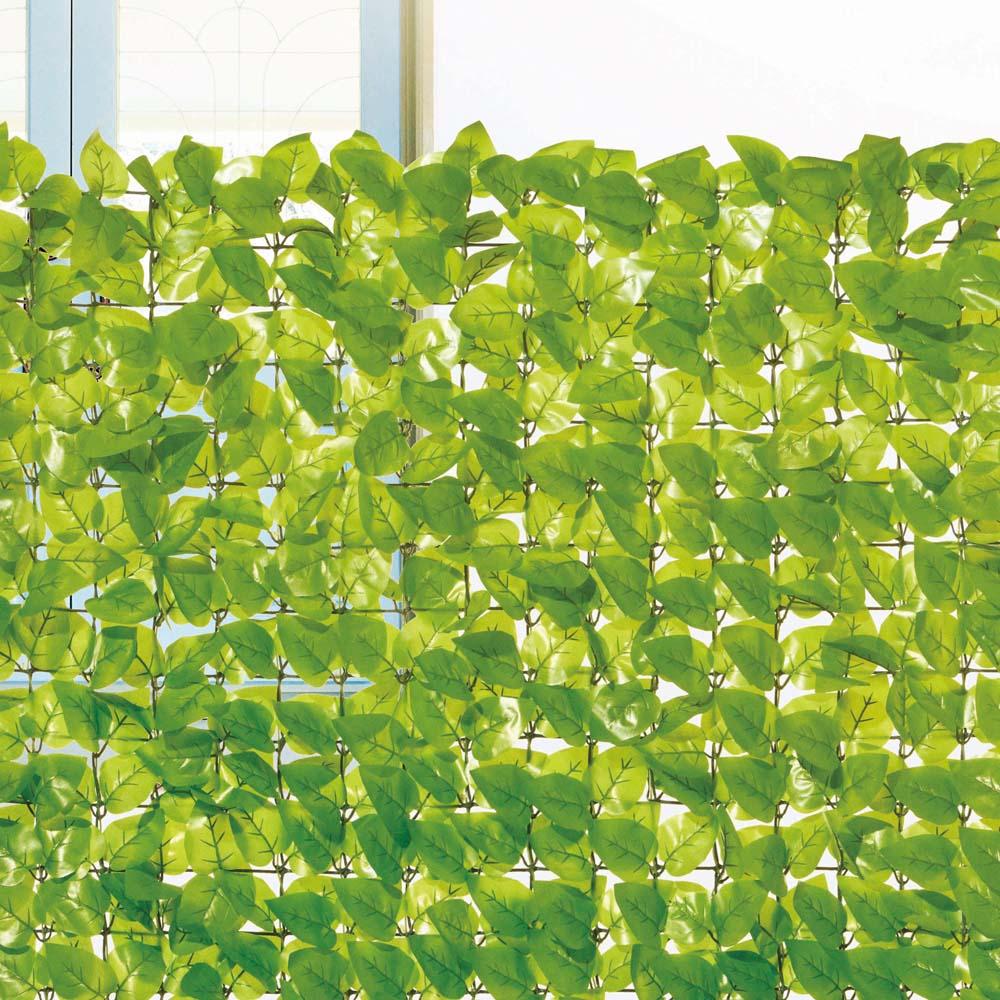 コーナン オリジナル ガーデンフェンス ライトグリーン 約100×100cm