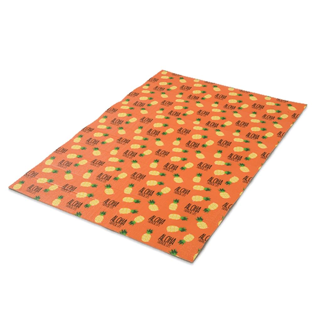 折畳アルミマット