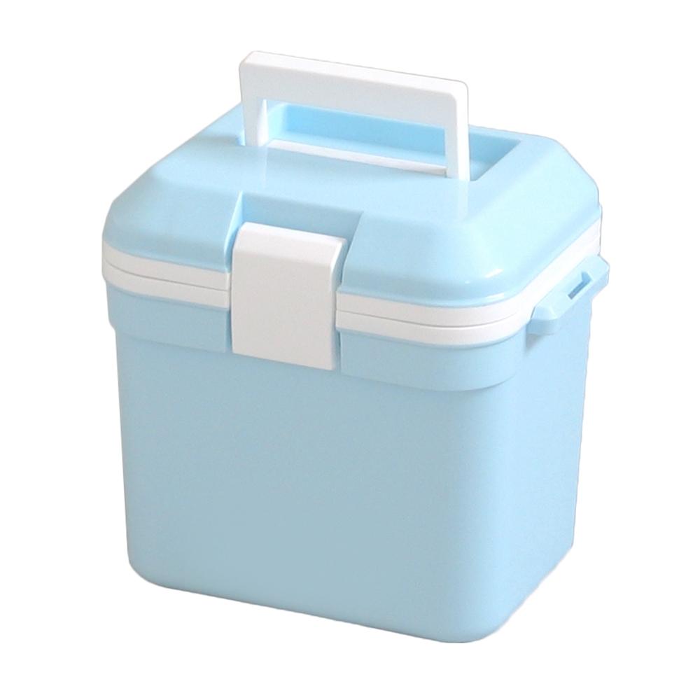 コーナンオリジナル クーラーBOX 7L ライトブルー