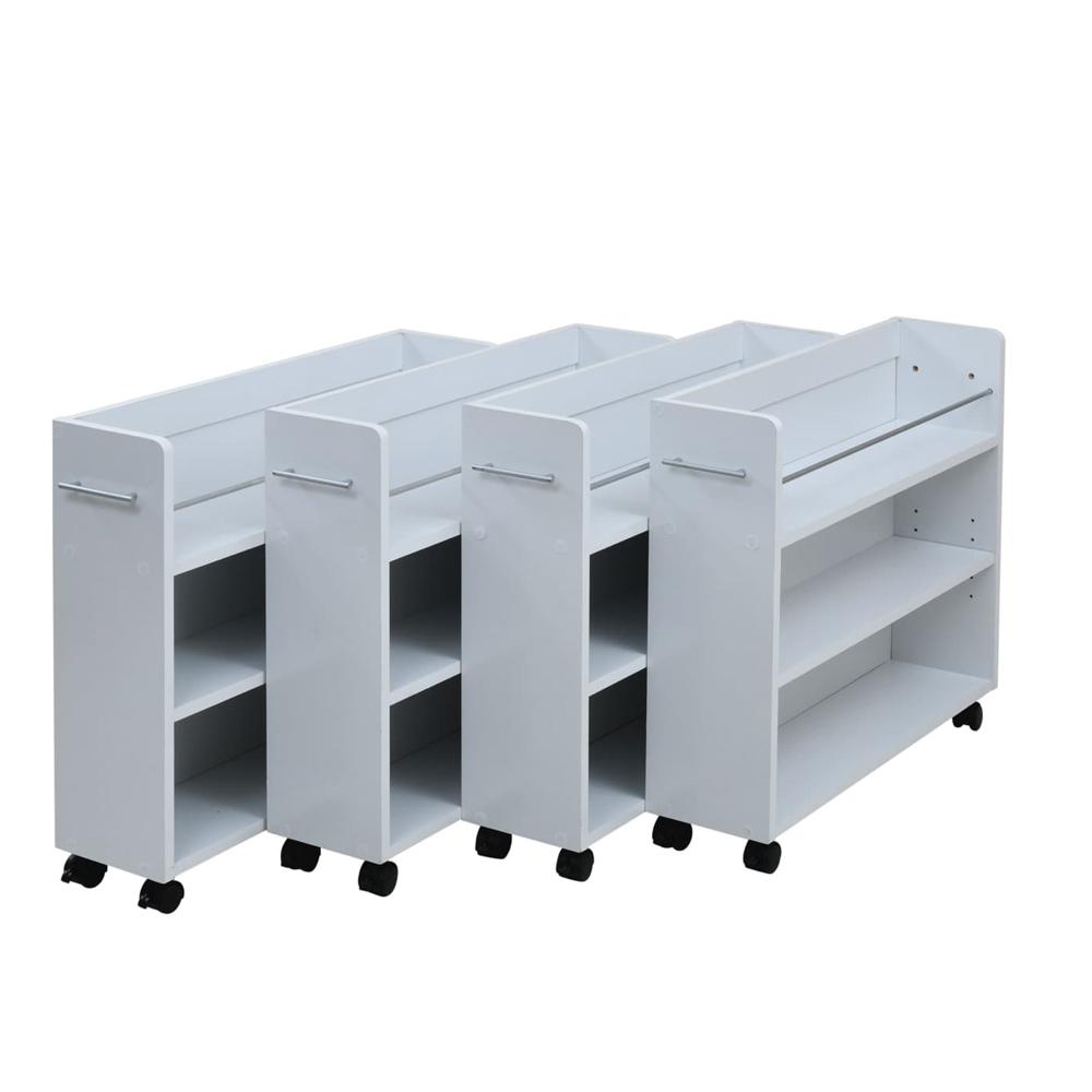 押入れ収納ラック SGT−0130SET−WH