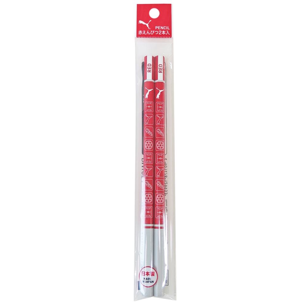 赤鉛筆2本入 PM105A
