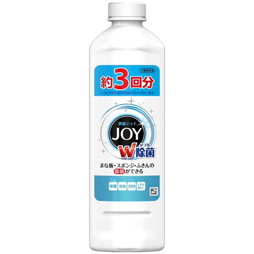 除菌ジョイコンパクト 食器用洗剤 つめかえ 440ml