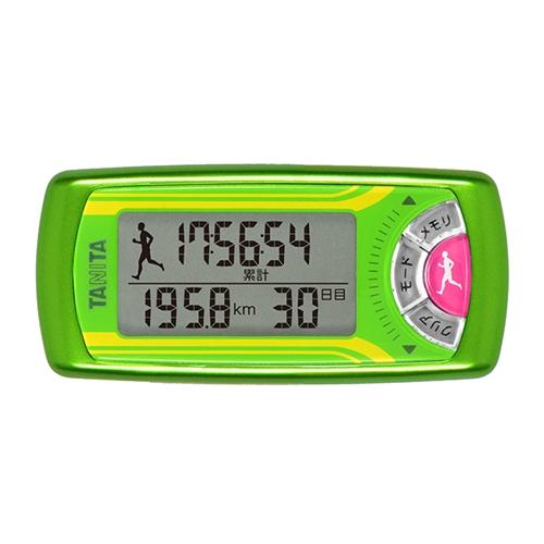タニタ 活動量計カロリズム EZ063GR グリーン