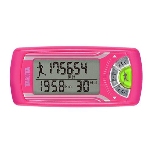 タニタ 活動量計カロリズム EZ063PK ピンク