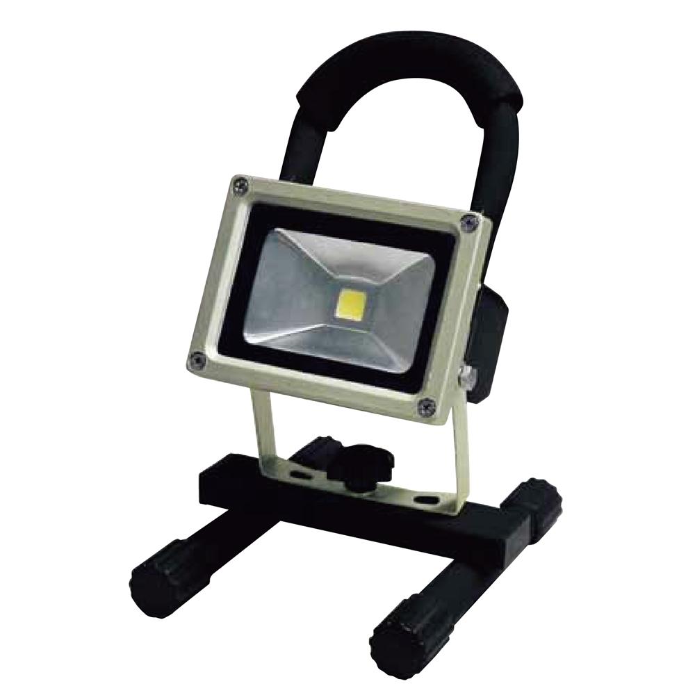 TRAD(トラッド) 充電式LED投光器JLW−10WN
