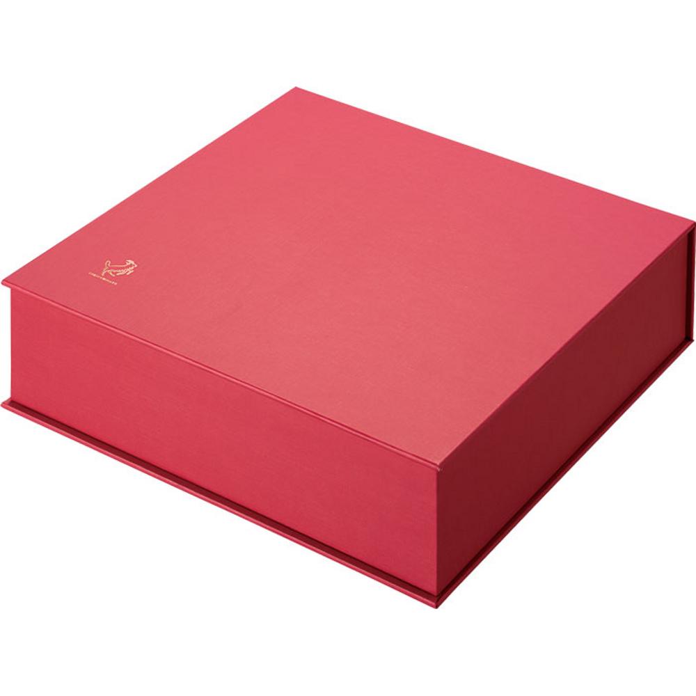 紙文箱 赤 2385−01