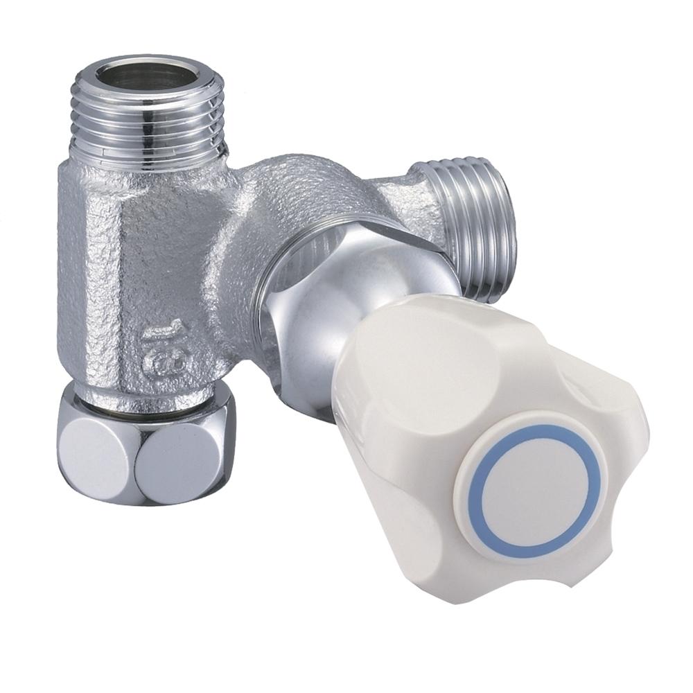 SANEI 【浄水器・食器洗い機などへの分岐】 分岐バルブ B260-R-13