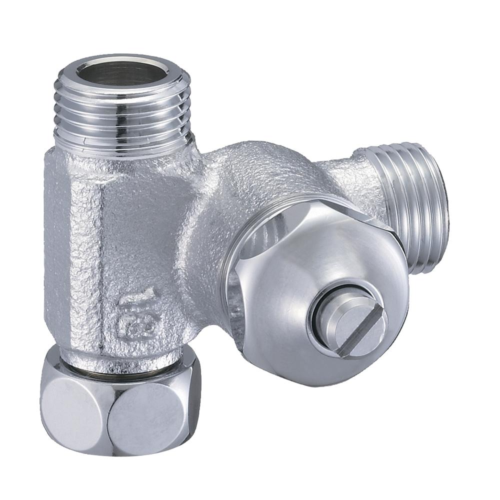 SANEI 【浄水器・食器洗い機などへの分岐】 D式分岐バルブ B260D-R-13
