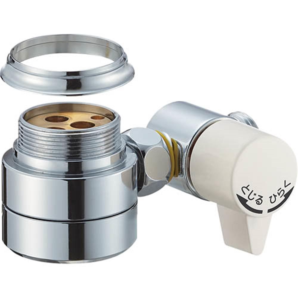 SANEI 【SANEI製混合栓専用】 シングル混合栓用分岐アダプター