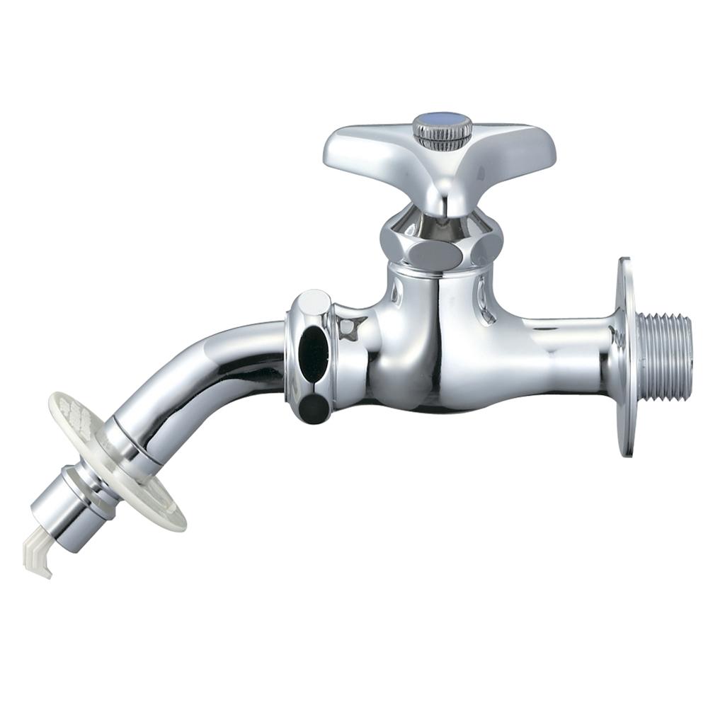 SANEI 【洗濯機用水栓】 ホーム水栓 POS付 JY123TV-1-13