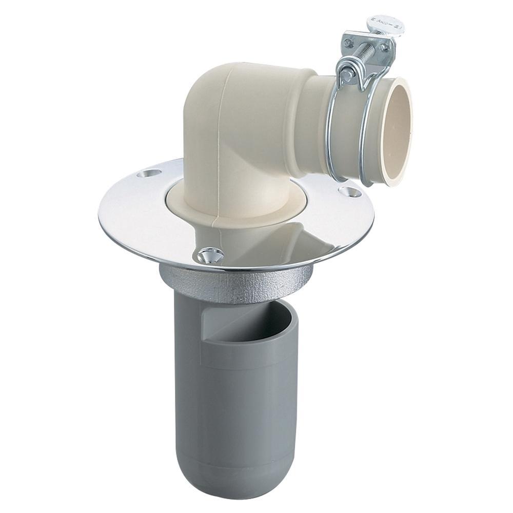 SANEI 洗濯ホース用 洗濯機排水トラップ VUパイプ用