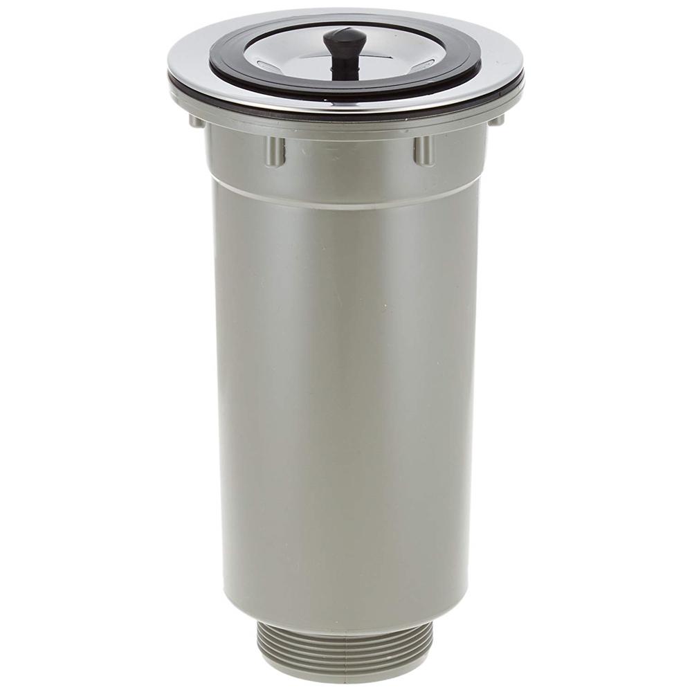 SANEI 【キッチン用 流し排水栓】 かご付 H65-50