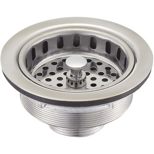 SANEI 【水止め機能付き】 流し排水栓 キッチン用排水栓