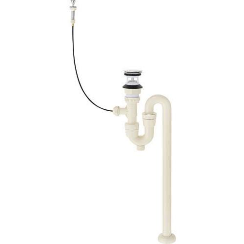 SANEI 洗面排水栓付Sトラップ H7722-38