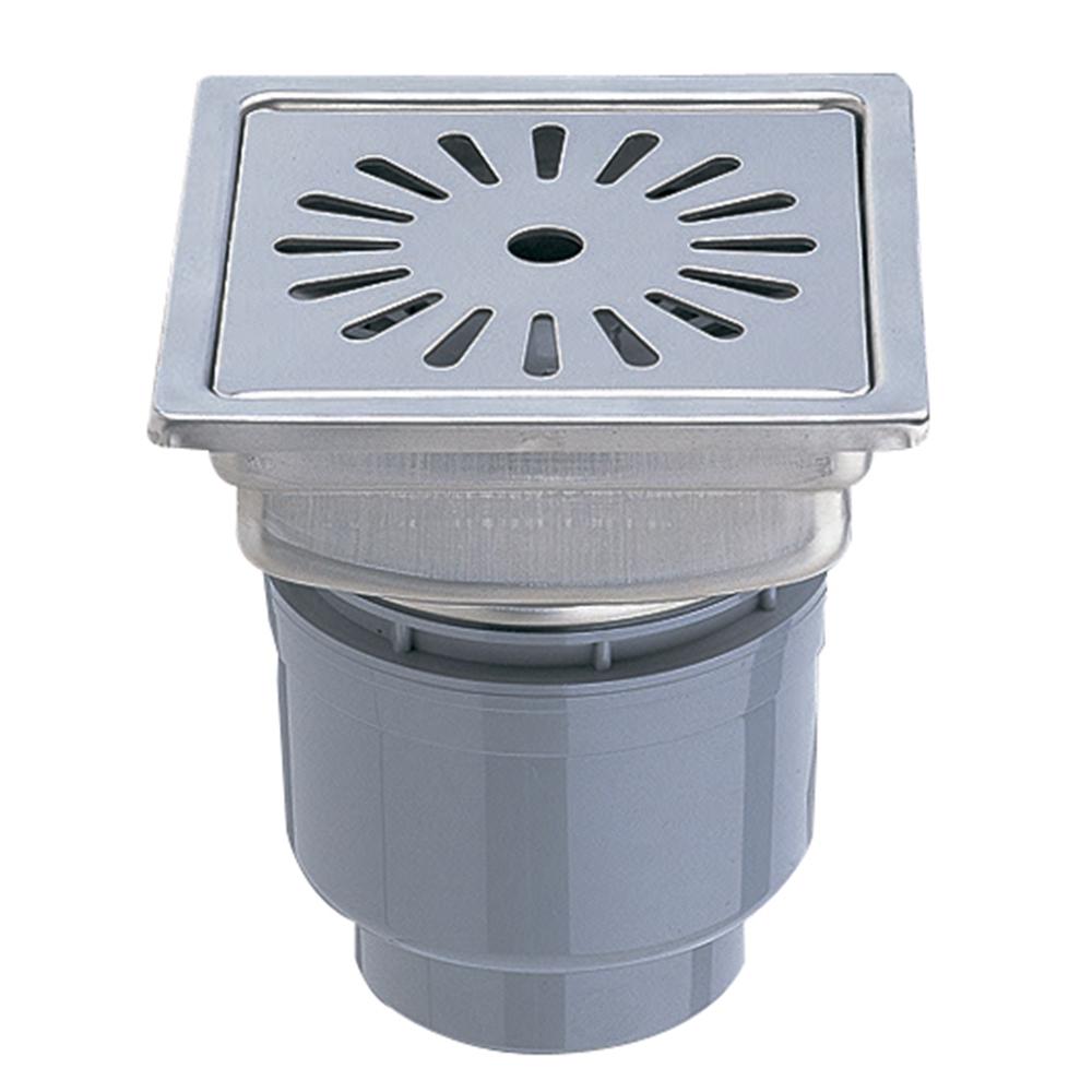 SANEI 【浴室用排水ユニット】 一辺148mm H902-150