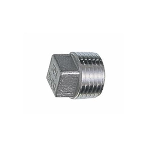 SANEI 不要な配管をふさぐ ステンレスプラグ ネジサイズ:R1/2 POS付 JTS760-13