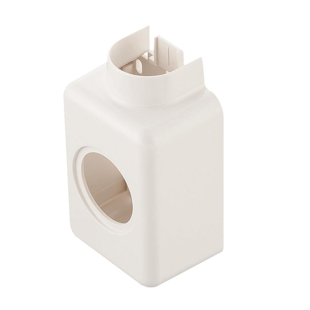 SANEI 【配管部品】 給水栓用エルボカバー 呼び13用・ダクトサイズ20適合 屋内配管