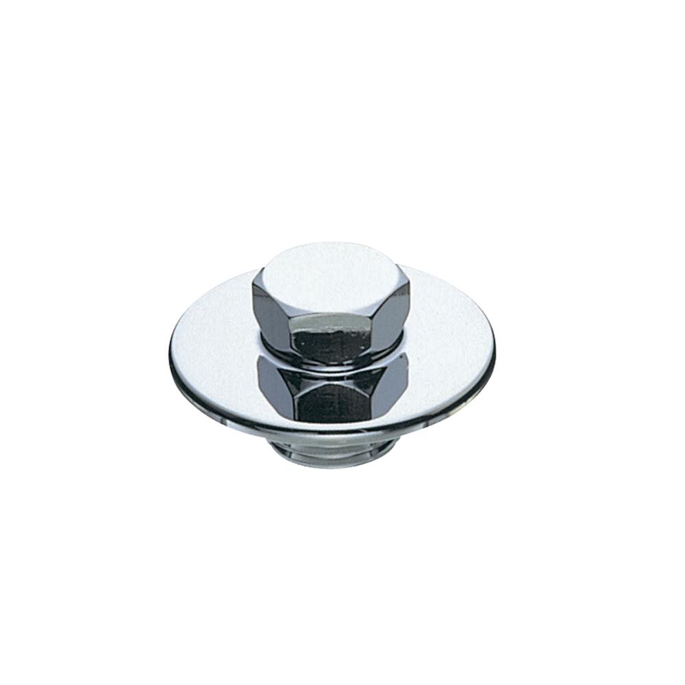 SANEI 【配管の止水用】 水栓プラグ 呼び13 スパナ対辺19mm R71-13
