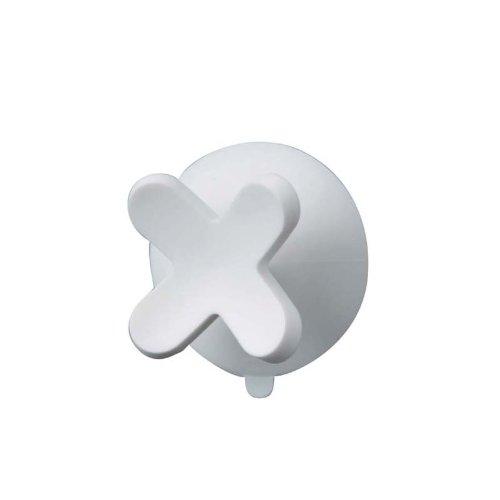 SANEI フック スタイリッシュな風呂・洗面所に ラバーフック ホワイト PW8810-W4