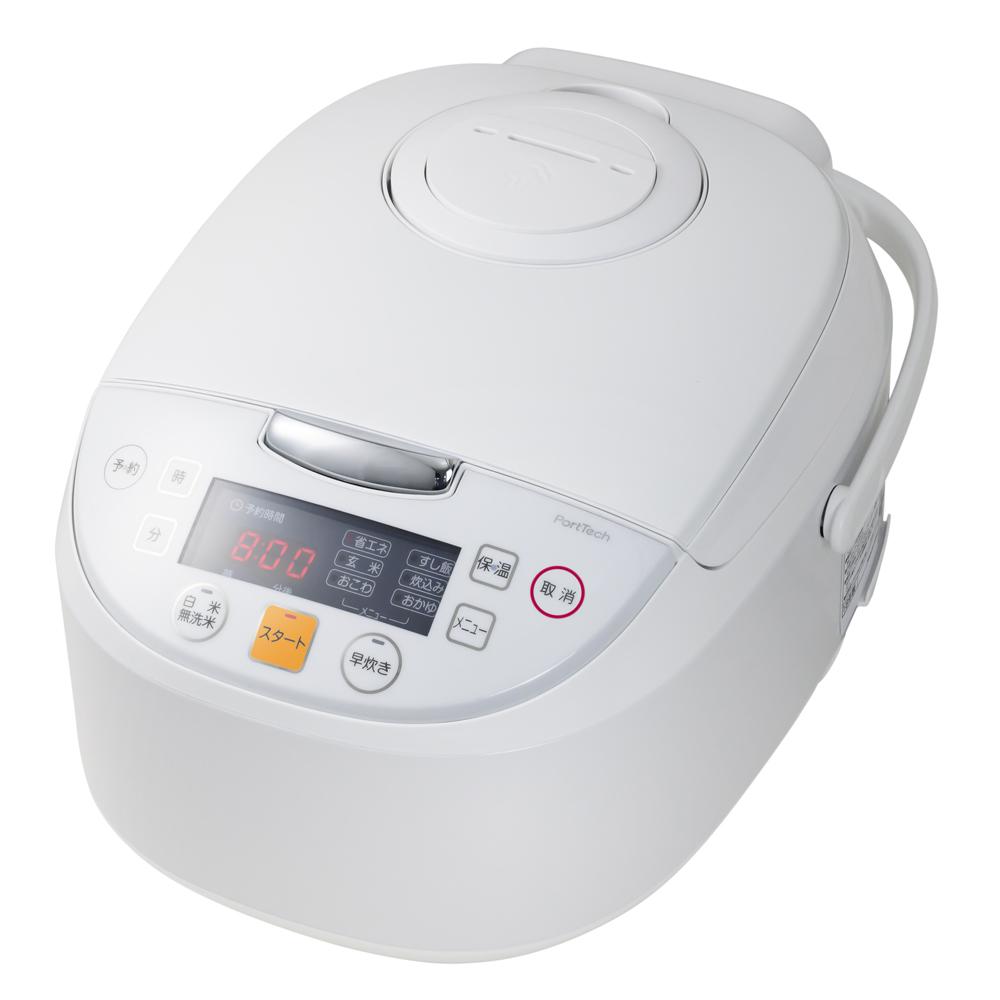 PortTech(ポートテック) 5.5マイコン炊飯器 PJD−M550(W)