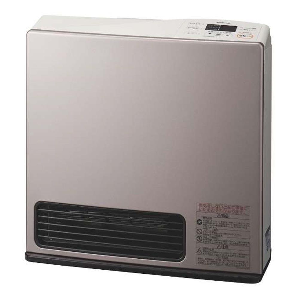 大阪ガス 【都市ガス用】ガスファンヒーター エコモデル ウォームシルバー 1-140-9473