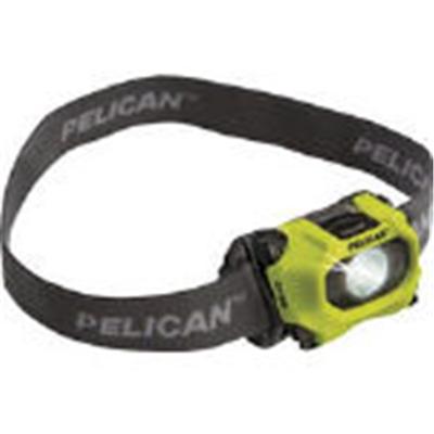 PELICAN 2750 ヘッドアップライト 黄 2750YE