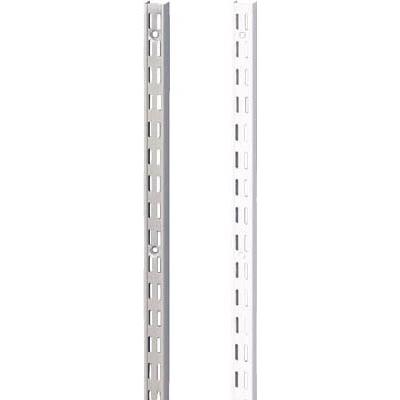 LAMP ウォールシステム 棚柱1980mm 白(130−021−760) 82WH-78WT