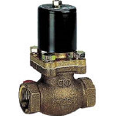 CKD 水用パイロットキック式2ポート電磁弁 200V PKW-04-27-AC200V