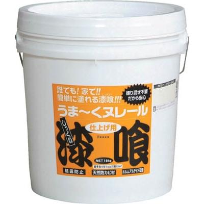 日本プラスター うま〜くヌレール 18kg 白色 12UN21