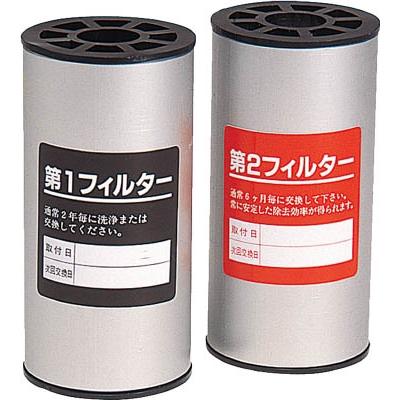 前田シェル レマン・ドライフィルター交換カートリッジM−105A−3用 M-105-2F-3