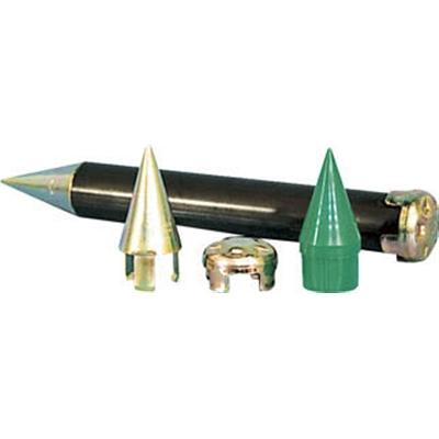 アラオ 単管打込みキャップ 座金 AR050