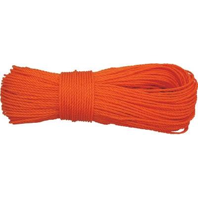 ユタカ ロープ 定規なわ(うねたて・定植) 約2.3mm×約56m A-186