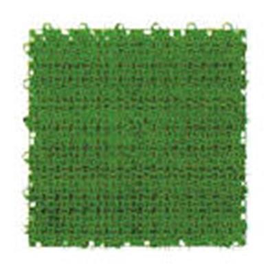 ワタナベ 人工芝 システムターフR 30cm×30cm グリーン RT30GR