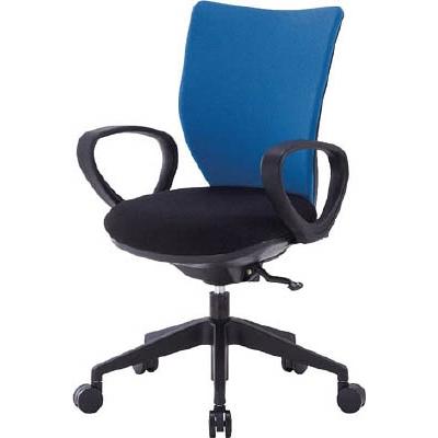 アイリスチトセ 回転椅子3DA ループ肘 3DA-M1