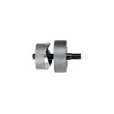 泉 丸パンチ 厚鋼電線管用 パンチ穴34.1 B28