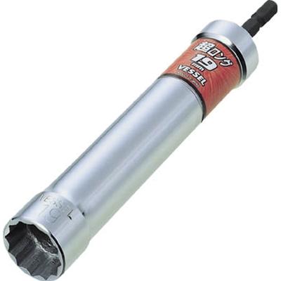 ベッセル 超ロングソケットXA 対辺24×160mm XA202415
