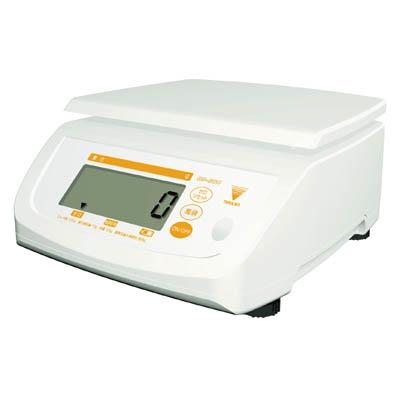 テラオカ 防水型デジタル上皿はかり DS-500K10