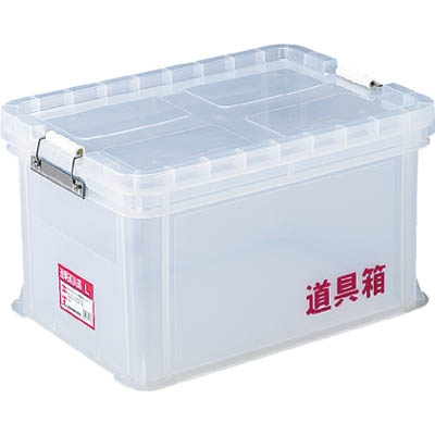 リス 透明道具箱 L NL