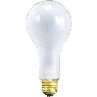ハタヤ 耐振電球 100V 200W (KM型ハンドランプ用) AS200