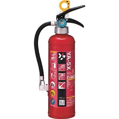 ヤマト ABC粉末消火器(蓄圧式) YA-6X