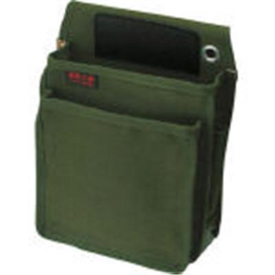コヅチ スタンダードタイプ電工用腰袋 KCN-02BOD