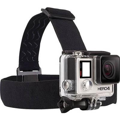 GoPro ヘッドストラップ&クリップ ACHOM001