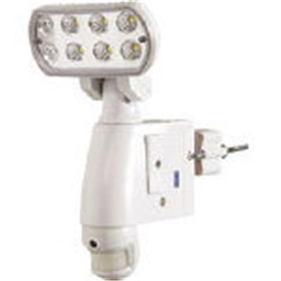 日動 カメラ付LED防犯ライト SLS-8W-C