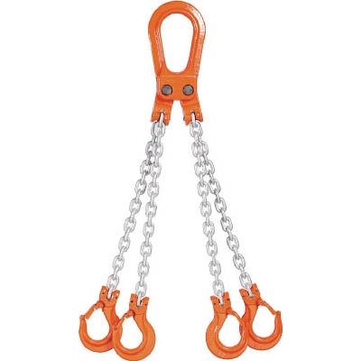 象印 チェーンスリング(ピンタイプ)4本吊り・5.1t 4-T-H-8