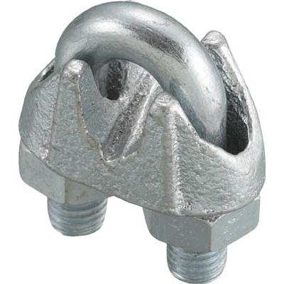 ニッコウ ワイヤークリップ(鋳鉄製) WCP-3 (2コイリ)
